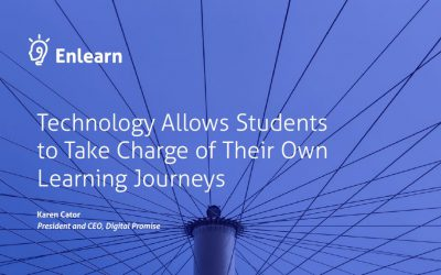 Technology Allows Students to Take Charge of Their Own Learning Journeys