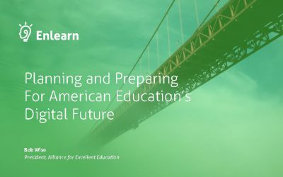 Planning and Preparing For American Education's Digital Future